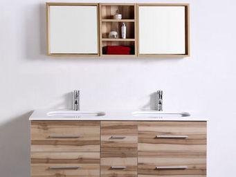UsiRama.com -  - Mueble De Baño Dos Senos