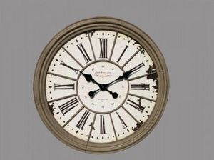 Lawrens - louvre - Reloj De Pared