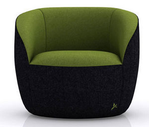 GREEN SOFA - anthracite vert - Sill�n Bajo