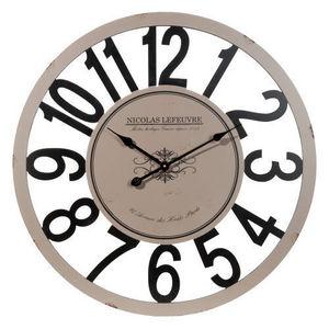 Maisons du monde - horloge maitre horloger - Reloj De Cocina