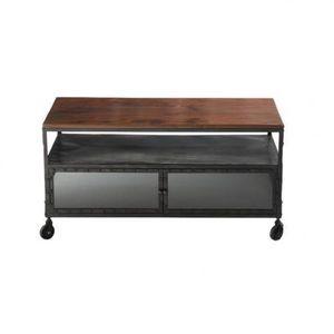 MAISONS DU MONDE - meuble tv industry - Mueble Tv Hi Fi