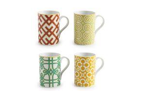 Rosanna - portico mugs s/4 - Taza