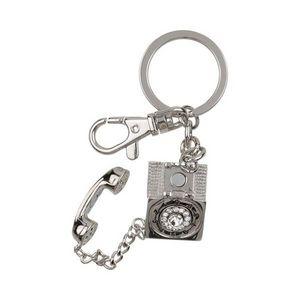 La Chaise Longue - porte-clés strass téléphone - Llavero