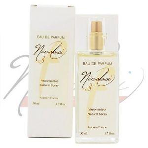 NICOLOSI CREATIONS - eau de parfum femme nicolosi parfum f3 - 50 ml - n - Vaporizador