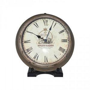 Demeure et Jardin - pendule murale - Reloj De Pared