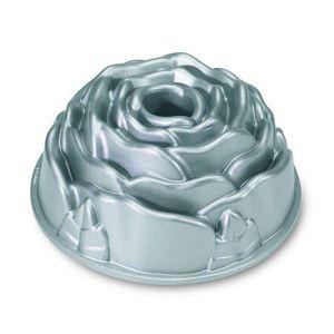 Nordicware - moule à gâteau fleur de rose 3d - Molde Para Pasteles