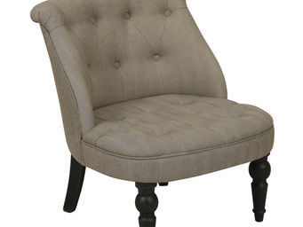 Interior's - fauteuil bastien chevron - Sill�n Bajo