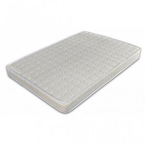 WHITE LABEL - matelas 160 x 200 cm 30 kg/m3 - Colchón De Espuma