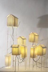 PAPIER À ÊTRES - cabanons - Escultura Luminosa
