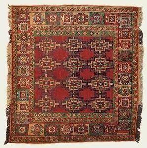 Galerie Langton - afghan - Alfombra Sumak