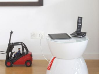 Moree - lounge mini cable organizer - Guardahilos
