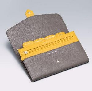 FABRIANO BOUTIQUE - travel wallet - Cartera
