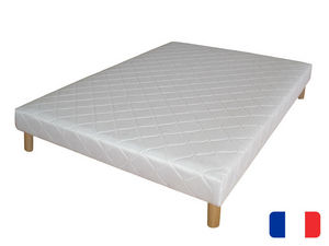 Promo Matelas - sommier tapissier à ressorts - Canapé Con Muelles