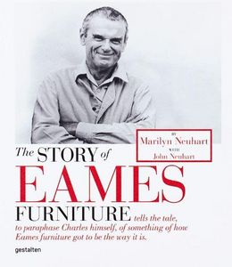 GESTALEN - the story of eames furniture - Libro De Decoración