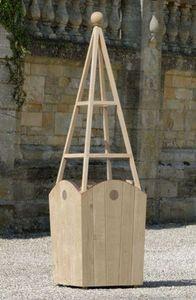 OXFORD PLANTERS - the pembroke obelisk - Jardinera De Flores
