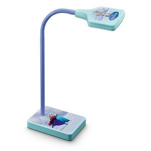 Philips - lampe de bureau la reine des neiges led h35 cm - Lámpara De Mesa Para Niños