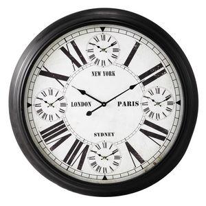 Maisons du monde - madison - Reloj De Pared