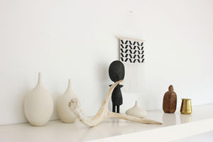 SIDAI DESIGNS - small wall hanging  - Soporte De Pared