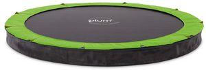 Plum - trampoline en acier galvanisé à enterrer 366 cm - Cama Elástica
