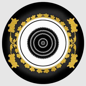 Design Atelier - orient - Plato Decorativo
