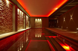 GUNCAST SWIMMING POOLS -  - Piscina De Interior