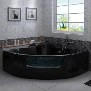 DISTRIBAIN - baignoire d'angle 1408293 - Bañera Angular