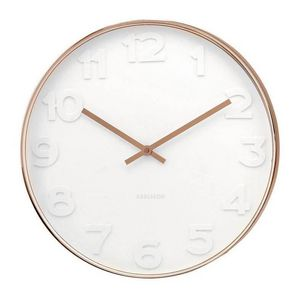 Karlsson Clocks - horloge murale 1423343 - Reloj De Pared