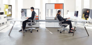 Teknion - upstage - Open Space