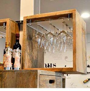 Horeca-export - cubo - Mueble Para Vasos