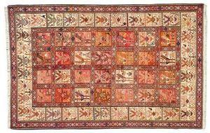 Anatolie Kilim - soumak 195 x 125 - Alfombra Sumak