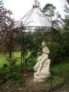 La Forge  de La Maison Dieu - statue - Cenador