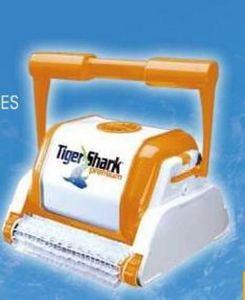 Pontoon - tiger shark - Robot Limpiador De Piscina