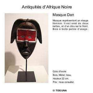 Galerie Toguna -  - Máscara Africana