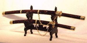 Mandarin Arts -  - Espada