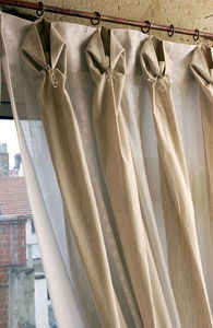 Cabezales de cortina