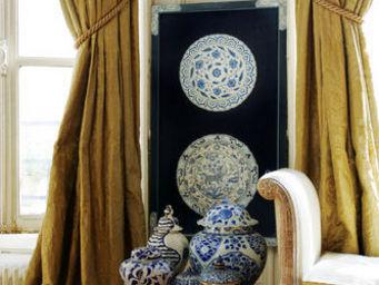 Iksel - iznik plates - Panel Decorativo