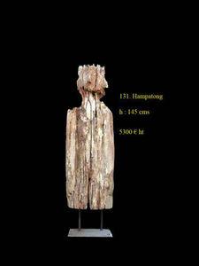 Timor -  - Estatua