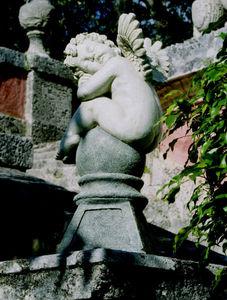 Henri Studio  Artefx  Design Toscana - ng29240 - Ornamento De Jardín