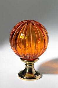 Cristal Decors - orangé - Bola Remate De Escalera