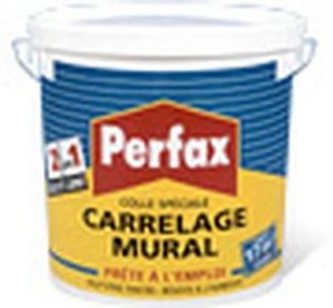 Pattex - perfax carrelage mural colle et joint - Cola Alicatado