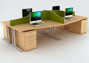 Gga Office Furniture & Interiors -  - Mesa De Despacho Operacional