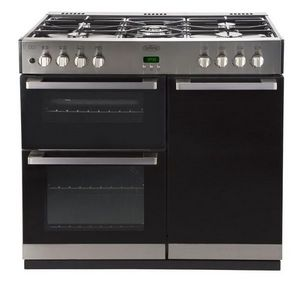 Belling - 90cm dual fuel range cooker - Fogón