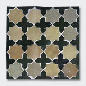 Dar Interiors -  - Mosaico