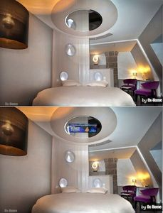 OX-HOME - mirror screen - Techo De Espejo