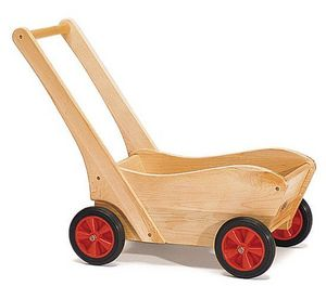 Community Playthings -  - Carro Para Juguetes