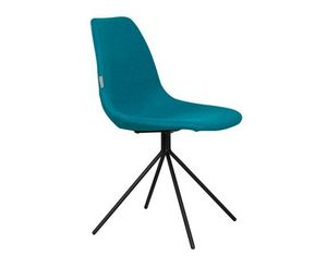 Mathi Design - lot 2 chaises fourteen - Silla Para Visitas