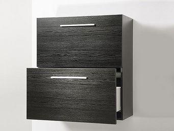 BELIANI - meubles vasques - Mueble De Cuarto De Baño