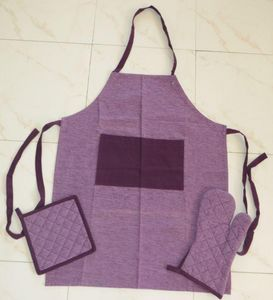 ITI  - Indian Textile Innovation - chambray - Delantal De Cocina