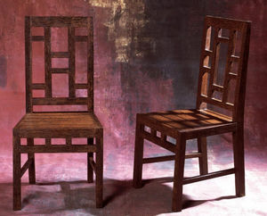 Matahati - chaise en arenc - Silla