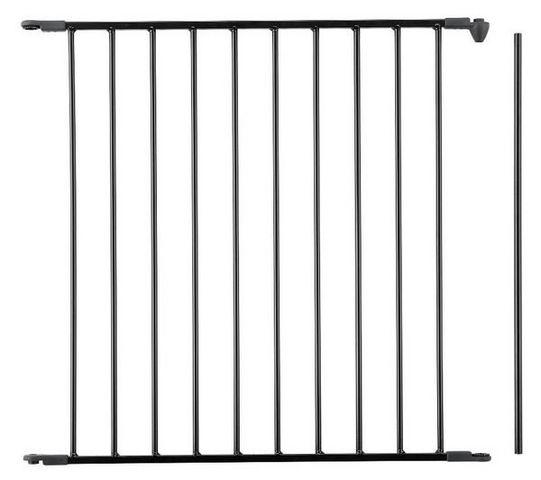 BABYDAN - Barrera de seguridad para niño-BABYDAN-Extension pour barrire de scurit modulable 72 cm n